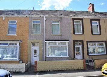 Thumbnail 3 bed terraced house for sale in Dan Y Graig Road, Swansea