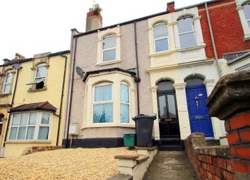 Thumbnail 1 bed terraced house to rent in Wells Road, Totterdown, Bristol