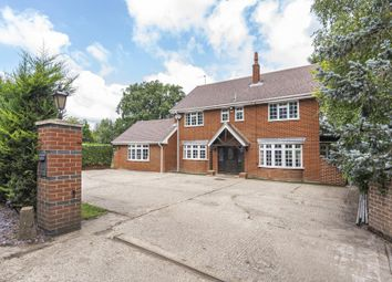 6 bed detached house for sale in Goring Lane, Grazeley Green, Reading RG7