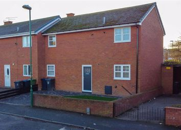 Thumbnail 2 bed end terrace house for sale in Darras Court, South Shields