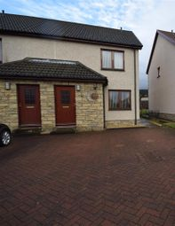 Thumbnail 3 bed semi-detached house for sale in Provost Mains, Abernethy, Perth