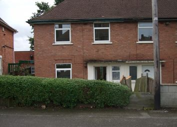 Thumbnail 3 bed semi-detached house to rent in Dovedale Circle, Ilkeston, Derbyshire