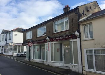 Thumbnail Commercial property for sale in 12-16 St Johns Road, Sandown, Isle Of Wight