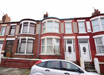 Thumbnail 3 bed terraced house for sale in Clifford Road, Wallasey, Merseyside