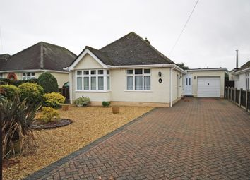 Thumbnail Detached bungalow for sale in Leigh Road, New Milton