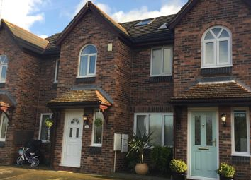 Thumbnail 4 bed town house for sale in Saltworks Close, Frodsham, Cheshire