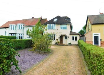 Thumbnail 4 bedroom detached house for sale in Stafford Road, Penkridge, Stafford