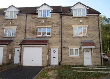 Thumbnail 3 bed town house to rent in Lakeside Mews, Fieldside, Thorne, Doncaster