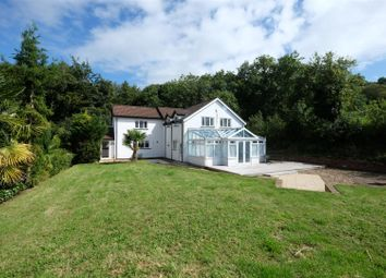 Thumbnail 4 bed detached house for sale in Wrington Hill, Wrington, Bristol