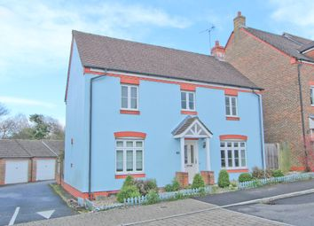 Thumbnail 4 bed detached house for sale in Barentin Way, Petersfield