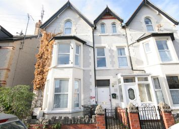 Thumbnail 2 bed flat for sale in Grove Road, Colwyn Bay