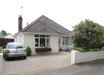 Thumbnail 3 bed detached bungalow for sale in Redhill Avenue, Winton, Bournemouth