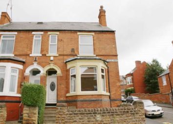 Thumbnail 4 bedroom semi-detached house to rent in Leslie Road, Forest Fields, Nottingham