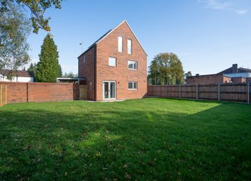 Thumbnail 4 bedroom detached house for sale in Highclere Gardens, Off Langley Road, Wolverhampton