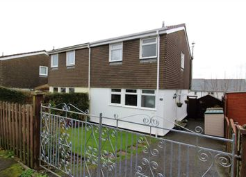 Thumbnail 3 bed property for sale in Chapel Close, St. Anns Chapel, Gunnislake