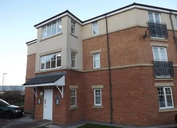 Thumbnail 2 bed flat to rent in Redgrave Close, St. James Village, Gateshead, Tyne And Wear