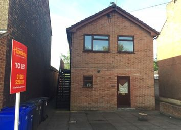 Thumbnail 1 bed flat to rent in Wyggeston Street, Burton Upon Trent, Staffordshire