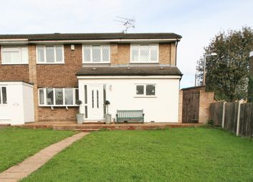 Chichester Close, Aveley RM15. 4 bed end terrace house for sale