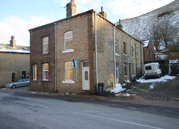 Thumbnail 3 bed end terrace house to rent in Burnley Road, Todmorden