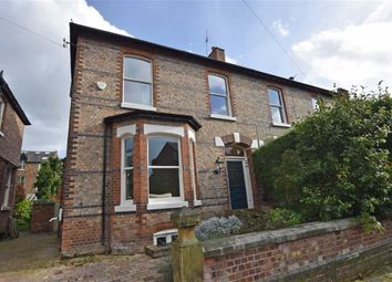 Thumbnail 5 bed semi-detached house for sale in Hesketh Avenue, Didsbury, Manchester