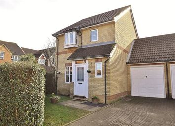 Thumbnail 3 bed detached house for sale in Dove Close, Kingsnorth, Ashford