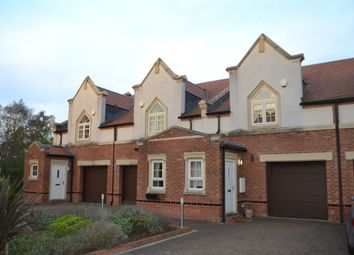 Thumbnail 2 bed mews house to rent in Milestone Court, Bawtry Road, Doncaster