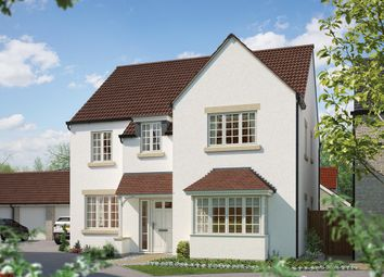 "Thumbnail 5 bed detached house for sale in ""The Birch"" at Somerton Business Park, Bancombe Road, Somerton"