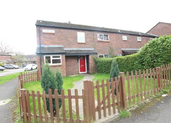 Thumbnail 3 bed end terrace house to rent in Rainbow Court, Knaphill, Woking