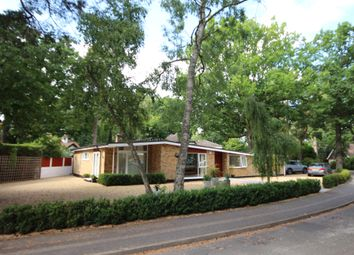 Heathermount Drive, Crowthorne RG45. 4 bed detached bungalow
