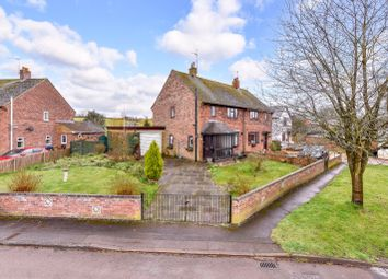 Thumbnail 3 bed semi-detached house for sale in Bassett Way, Clipston, Market Harborough, Leicestershire