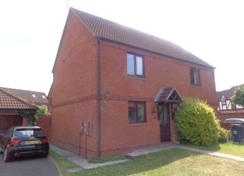 Thumbnail 3 bedroom semi-detached house to rent in West End Lane, Hucclecote, Gloucester