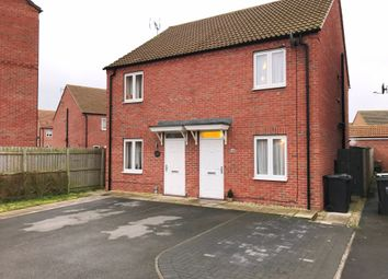 Thumbnail 2 bedroom semi-detached house for sale in Cedar Way, Selby