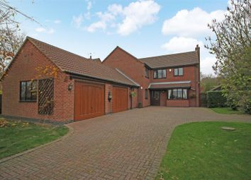 Thumbnail 4 bed detached house for sale in Main Street, Hayton, Retford