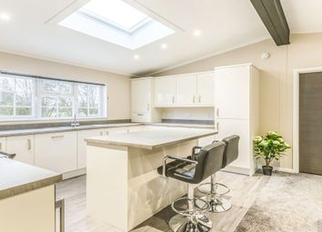 Thumbnail 2 bed mobile/park home for sale in The Firs Park, Woodside Lane, Brookmans Park, Hatfield