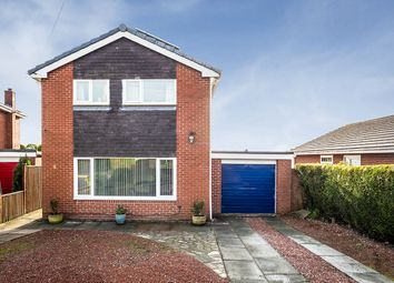 Thumbnail 4 bedroom detached house for sale in Llys Avenue, Oswestry, Shropshire
