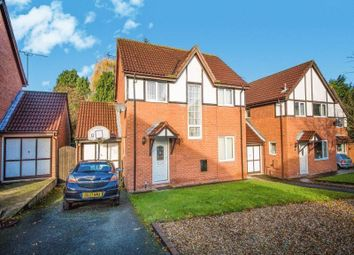 Thumbnail 4 bed detached house for sale in Carlton Close, Mickle Trafford, Chester