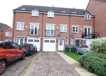 Thumbnail 3 bed town house for sale in All Saints Place, Bromsgrove