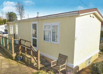 Thumbnail 1 bed mobile/park home for sale in Quarry Rock Gardens, Claverton Down, Bath