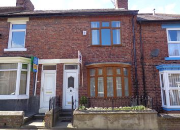Thumbnail 2 bed terraced house for sale in Byerley Road, Shildon