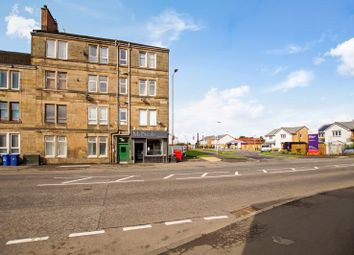 Thumbnail 1 bed flat for sale in Hawkhead Road, Paisley