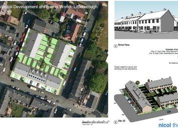 Thumbnail Land for sale in Phoenix Iron Works Site, Howarth Street, Littleborough, Rochdale