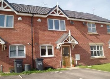 Thumbnail 2 bed town house to rent in Newstead Way, Off Haddon Way, Loughborough