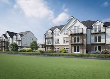 "Thumbnail 2 bed flat for sale in ""Hawthorn Apartments Plots 7, 22, 53, 74"" at Newmills Road, Balerno"