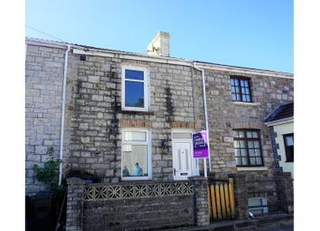Thumbnail 2 bed terraced house for sale in Holford Street, Cefn Coed