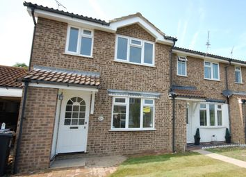 Thumbnail 3 bed end terrace house to rent in Primrose Way, Chestfield, Whitstable