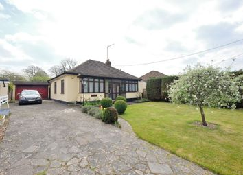 Thumbnail 3 bed detached bungalow for sale in Cudham Lane North, Orpington