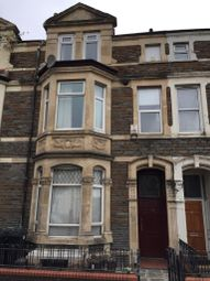 Thumbnail 1 bed flat to rent in Clare Street, Riverside, Cardiff