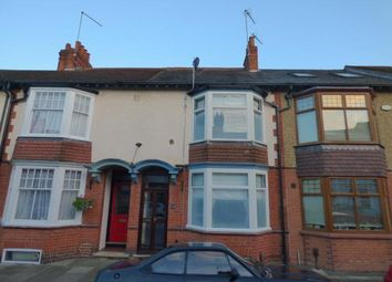 Thumbnail 4 bedroom terraced house for sale in Sandringham Road, Abington, Northampton, Northamptonshire
