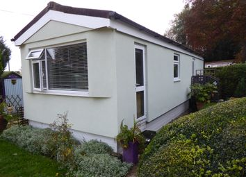 Thumbnail 1 bed mobile/park home for sale in Downland Park, The Street, Bramber, Nr Steyning, West Sussex