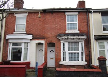 Thumbnail 2 bed terraced house for sale in Wanderers Avenue, Blakenhall, Wolverhampton